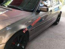 Bán xe BMW 325i 2003, màu bạc, nhập khẩu
