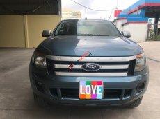 Bán xe Ford Ranger XLS MT 2014, màu xanh, xe nhập, giá chỉ 445 triệu