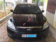 Bán Ford Focus 1.8L, sản xuất cuối năm 2011, số tự động, máy xăng, màu đen, máy êm bốc
