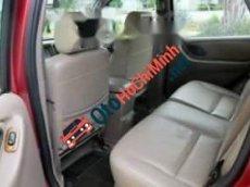 Bán xe Ford Escape 3.0 V6 đời 2002, biển số TP. HCM