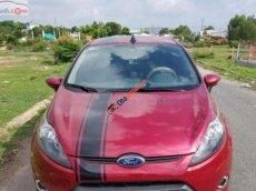 Cần bán xe Ford Fiesta S 1.6 AT đời 2011, màu đỏ số tự động, giá chỉ 340 triệu