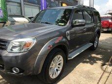 Cần bán xe Ford Everest Limited số tự động 1 cầu màu xám đời 2014
