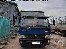 Cần bán xe tải Veam VT750 7,5 tấn động cơ Hyundai D4DB đời 2015 thùng bạt 6m, giá 370 triệu TP. HCM