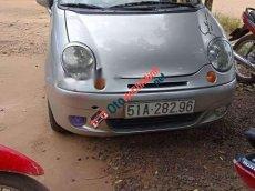 Cần bán lại xe Daewoo Matiz SE sản xuất 2007, màu bạc, nhập khẩu, giá tốt