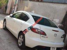 Bán ô tô Mazda 3 1.6AT 2010, màu trắng, nhập khẩu xe gia đình