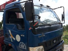 Ngân hàng thanh lý xe tải có cẩu Veam VT650MB