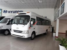Bán xe Hyundai County Limousine, 29 chỗ đời mới nhất hiện nay