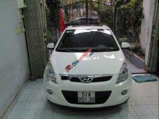 Bán Hyundai i20 1.4AT sản xuất 2010, màu trắng, xe nhập, chính chủ