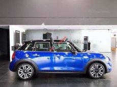 Bán xe Mini Cooper S sản xuất 2018, màu xanh lam, nhập khẩu