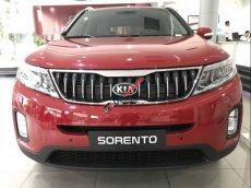 Bán xe Kia Sorento 2019, màu đỏ