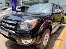 Bán ô tô Ford Ranger XLT sản xuất 2010, màu đen, nhập khẩu, 368tr