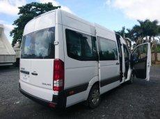 Công ty bán gấp 4 xe Solati 16 chỗ mới, hạ giá 910tr