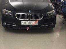 Cần bán lại xe BMW 520i đăng ký lần đầu 2014, màu đen nhập