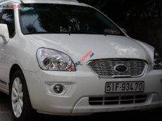 Xe Kia Carens SX sản xuất 2013, màu trắng