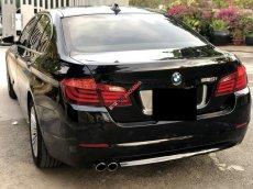 Bán xe BMW 5 Series 520i, đăng ký 2013, màu đen nhập