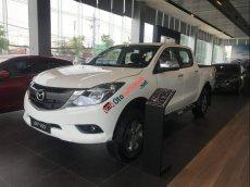 Bán Mazda BT 50 2019, màu trắng, nhập khẩu Thái