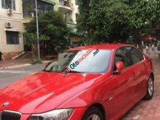 Bán lại xe BMW 3 Series 320i sản xuất năm 2011, màu đỏ, xe nhập còn mới