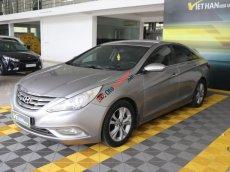Bán ô tô Hyundai Sonata 2.0AT 2010, màu xám (ghi), nhập khẩu, giá tốt