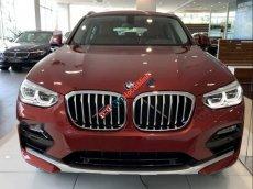 Cần bán BMW X4 sản xuất năm 2018, màu đỏ, nhập khẩu nguyên chiếc
