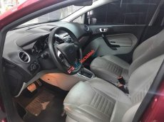 Bán Ford Fiesta 1.5L Titanium đời 2017, màu đỏ