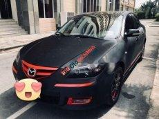 Bán Mazda 3 đời 2009, màu đen số tự động