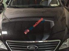 Bán ô tô Ford Mondeo AT năm 2004, màu đen, xe nhập