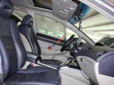 Bán xe Honda Civic 2.0 AT 2008, màu xám