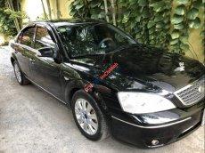 Bán Ford Mondeo 2.5 V6 năm sản xuất 2005, màu đen, nhập khẩu ít sử dụng