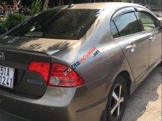 Bán Honda Civic AT 2006, màu xám, nhập khẩu nguyên chiếc