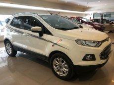 Bán Ford Ecosport Titanium 2017, đi 5000 km, xe bán và bảo hành tại hãng Ford