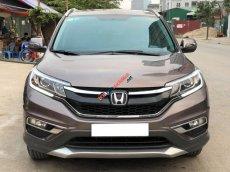 Bán gấp Honda CRV 2.4L 2016 màu xám nâu, biển SG