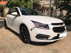 Cần bán xe Chevrolet Cruze 1.8LTZ, ĐK 05/2017 màu trắng