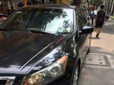 Bán Honda Accord 2.4 AT năm sản xuất 2009, màu đen, xe nhập