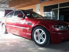 Cần bán BMW 3 Series 318i đời 2003, màu đỏ