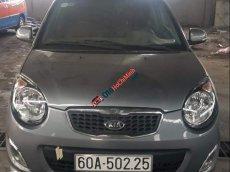 Chính chủ bán xe Kia Morning MT đời 2011, màu xám