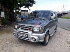 Cần bán gấp Mitsubishi Jolie MT đời 2001, màu xám, xe đẹp