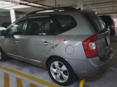 Bán Kia Carens SX 2.0 AT sản xuất 2009, màu xám, xe gia đình
