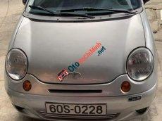 Bán Daewoo Matiz đời 2004, màu bạc, nhập Hàn Quốc