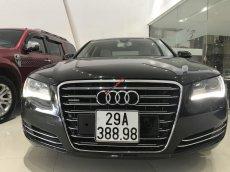 Bán Audi A8L 2011, màu đen, nhập Đức