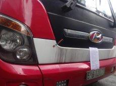 Cần bán chiếc xe ô tô khách 42 chỗ nằm nhãn hiệu Universe Heaco đời 2013 tại Việt Nam, hai màu trắng đỏ