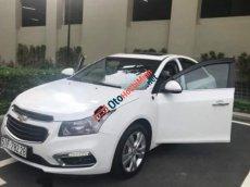 Bán Chevrolet Cruze 1.8LTZ đời 2016, màu trắng
