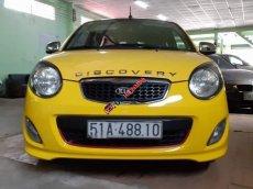 Bán Kia Morning Sport đời 2010, màu vàng số tự động