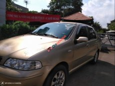 Bán xe Fiat Albea HLX 1.6 MT 2007, màu vàng, xe nhập xe gia đình