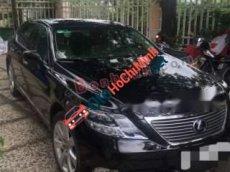 Bán Lexus LS 600hL sản xuất 2008, màu đen, nhập khẩu