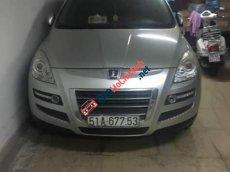 Bán Luxgen U7 2010, màu bạc, nhập khẩu số tự động, giá tốt