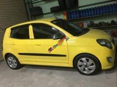 Bán xe Kia Morning Sport sản xuất 2010, màu vàng, nhập khẩu