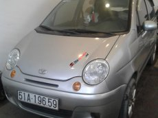 Bán ô tô Daewoo Matiz Matiz SE năm sản xuất 2007, màu xám (ghi)