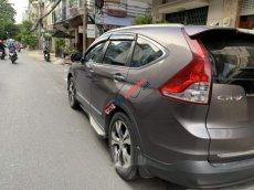 Bán Honda CR V sản xuất 2013, màu xám, nhập khẩu