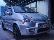 Bán Daewoo Matiz SE năm sản xuất 2003, màu bạc, nhập khẩu nguyên chiếc chính chủ, giá tốt