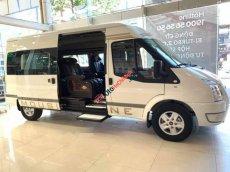 Bán xe Ford Transit 2019, màu trắng, ưu đãi lớn